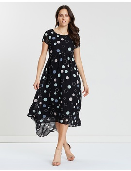 Spotty Oasis Dress by Privilege