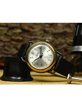 Raketa Watch, Russia Watch, Classic Original Mens Watch, Mechanical Retro Watch, Rare Ussr Watch, Vintage Watch by Etsy