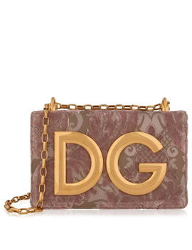 Baroque Shoulder Bag by Dolce And Gabbana