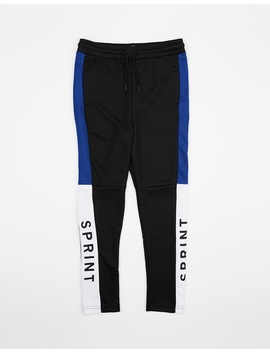 Sprint Slim Fit Joggers by Outfit Kids