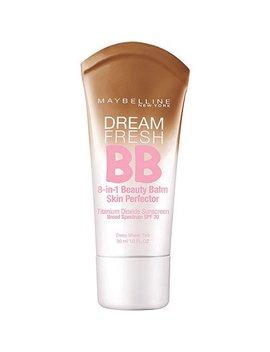 Maybelline Dream Fresh Bb Cream Sheer Tint 8 In 1 Skin Perfector, Deep by Maybelline