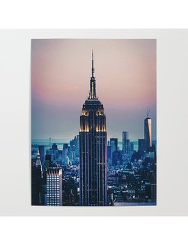 New York City Poster by