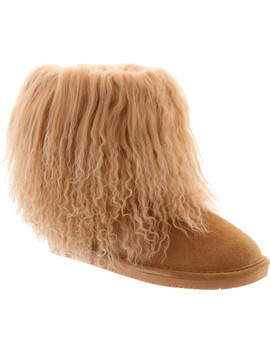 Boo Solids Furry Boot by Bearpaw