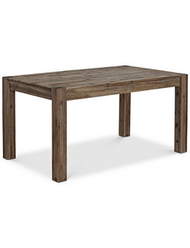 """Canyon 60"""" Dining Table, Created For Macy's by Canyon Small Dining Furniture Collection, Created For Macy's"""