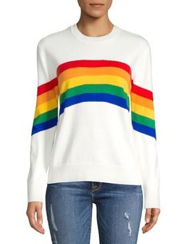 Rainbow Sweater by Design Lab