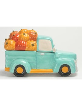 Harvest Truck Cookie Jar by Way To Celebrate