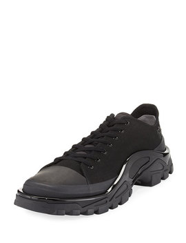Men's New Runner Sneakers by Adidas By Raf Simons