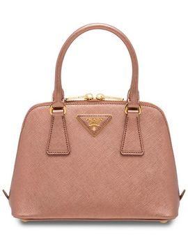 Promenade Saffiano Bag by Prada