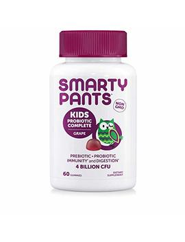 Smarty Pants Kids Probiotic Complete Daily Gummy Vitamins; Probiotics &... by Smarty Pants Gummy Vitamins