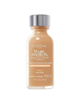 L'oreal® Paris True Match Super Blendable Makeup   Medium Shades   1.0 Fl Oz by L'oreal Paris