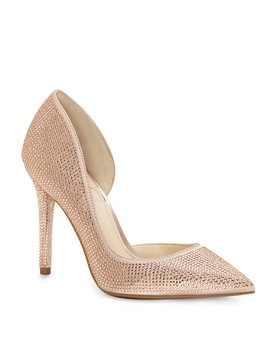 Lucina3 Rhinestone D'orsay Pumps by Jessica Simpson