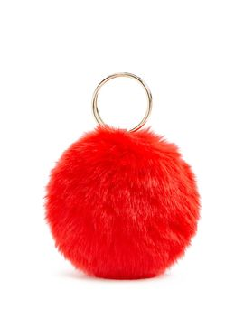 Faux Fur Handbag by Forever 21