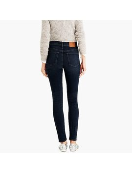 "9"" High Rise Toothpick Jean In Grey Lake Wash by J.Crew"
