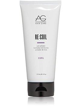 Ag Hair Curl Re:Coil Curl Activator 6 Fl. Oz. by Ag Hair