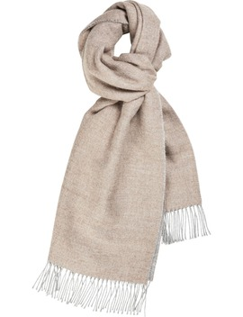 Grey Scarf by Suitsupply
