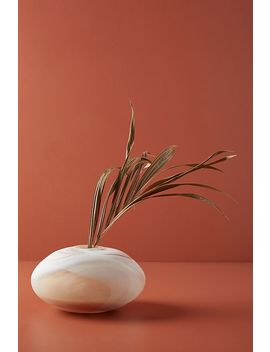 Lunar Swirl Vase by Anthropologie