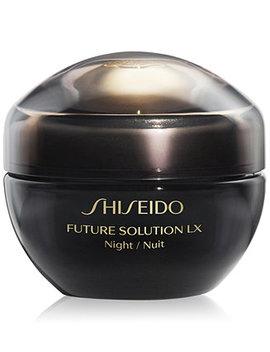 Future Solution Lx Total Regenerating Cream, 1.7 Oz. by Shiseido