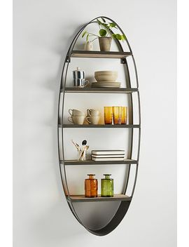 Industry Shelving Unit by Anthropologie