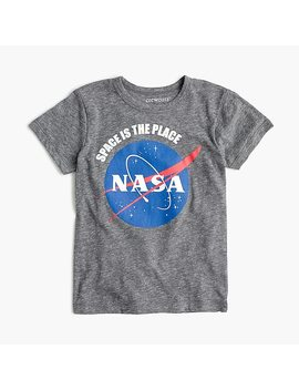 Kids' Nasa T Shirt by J.Crew