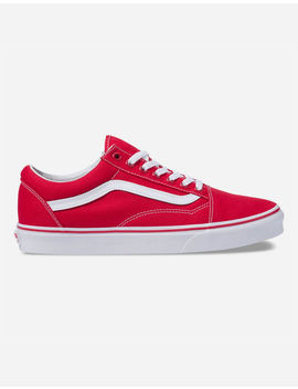 Vans Canvas Old Skool Formula One Shoes by Vans