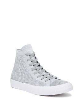 Flyknit High Top Sneaker by Converse