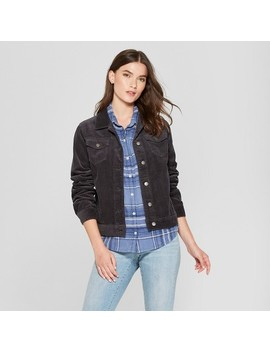 Women's Corduroy Jacket   Universal Thread™ by Universal Thread™