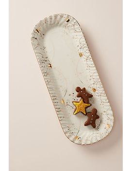 Celine Platter by Anthropologie