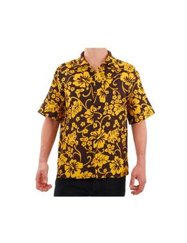 Men's Short Sleeve Hawaiian Hunter S. Thompson Costume Shirt by Etsy