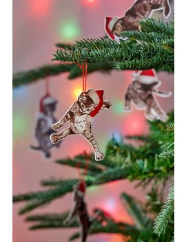 Falling Cats Christmas Ornament Set by Urban Outfitters