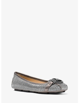 Fulton Chain Mesh Moccasin by Michael Michael Kors