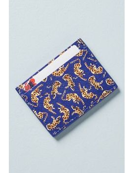 Colloquial Card Case by 52 Conversations By Anthropologie