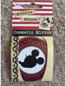 Nuevo Disney Minnie Mouse Cosmético Espejo De Bolsillo by Ebay Seller