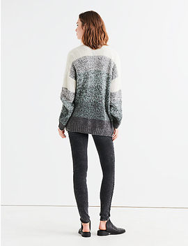 Colorblock Cardigan by Lucky Brand
