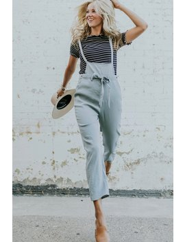 Welland Tie Jumpsuit by Roolee