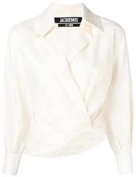 Layered Effect Shirt by Jacquemus