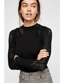 No Turning Back Top by Free People