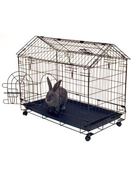 "Kennel Aire Bunny House 30"" by Petmate"