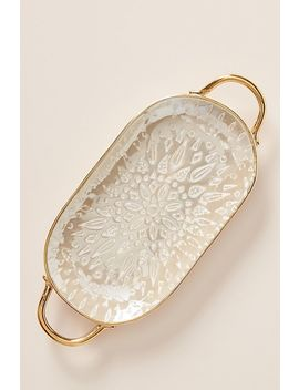 Lucia Trinket Dish by Anthropologie