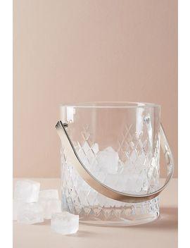 Soho Home Barwell Cut Crystal Ice Bucket by Soho Home