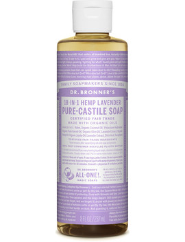 Lavender Pure Castile Liquid Soap by Dr. Bronner's