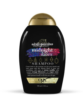 Nicole Guerriero Limited Edition Midnight Kisses Shampoo by Ogx