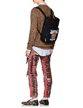 Anime Intarsia Wool Sweater by Gucci