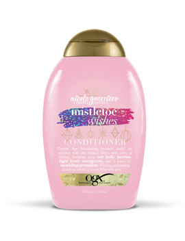 Nicole Guerriero Limited Edition Mistletoe Wishes Conditioner by Ogx