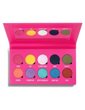 Obsession Be Crazy About Eyeshadow Palette by Mr Mkeup Obsession