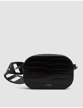 Cocco Croc Embossed Camera Bag by Off White