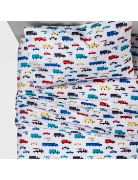 Transport Terrific Sheet Set   Pillowfort™ by Shop This Collection