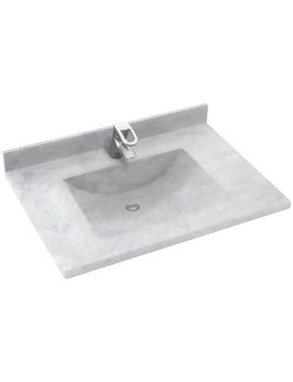 "Swan Surfaces Contour 37"" Single Bathroom Vanity Top & Reviews by Swan Surfaces"