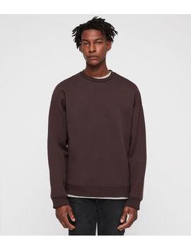 Hibard Crew Sweatshirt by Allsaints