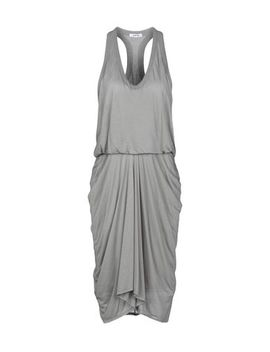 Helmut Lang Knee Length Dress   Dresses by Helmut Lang