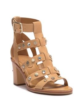 Macayla Studded Bling Block Heel Sandal by Ugg